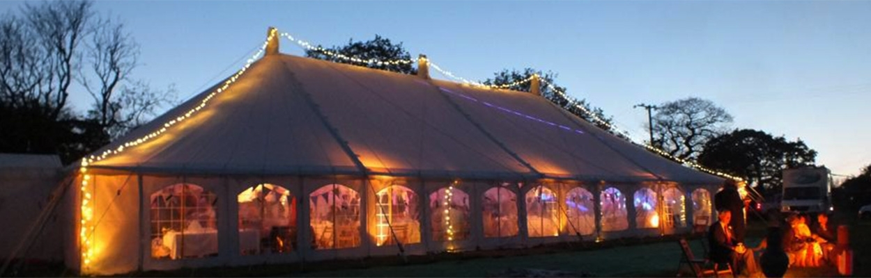 Absolute Canvas Cornwall Wedding Marquees get in touch